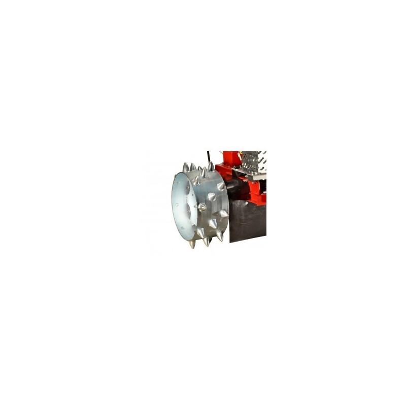 Svahové oceľové kolesá pre pohonné jednotky FD-3