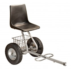 Prípojná sedačka pre stroje Panter