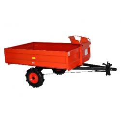 PVT-400  Prívesný vozík – brzdený 400kg