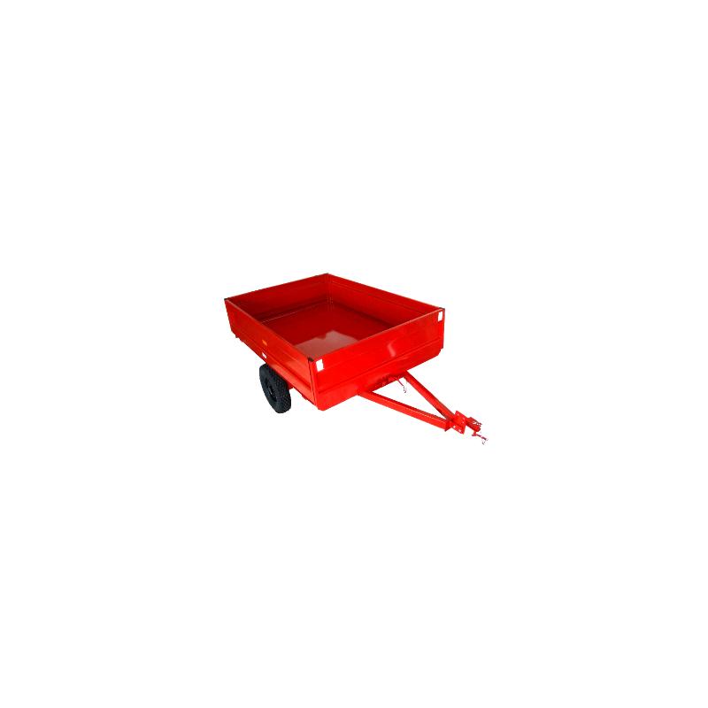 PVT-400 N  Prívesný vozík – nebrzdený 400kg