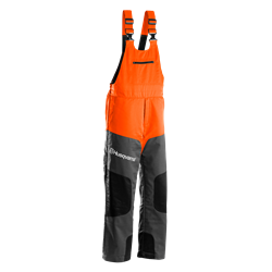 Ochranné nohavice s náprsenkou Husqvarna CLASSIC