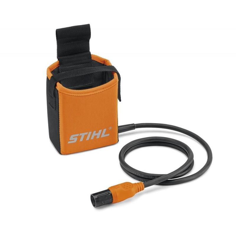 Taška na akumulátor s prepojovacím káblom