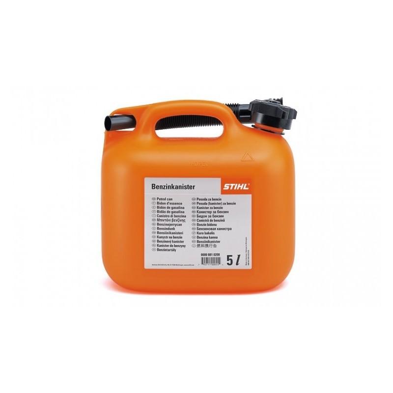 Kanister na benzín - 5 l