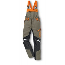 FUNCTION ERGO - nohavice s náprsenkou M