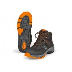 Worker S3 šnúrovacie bezpečnostné topánky 39