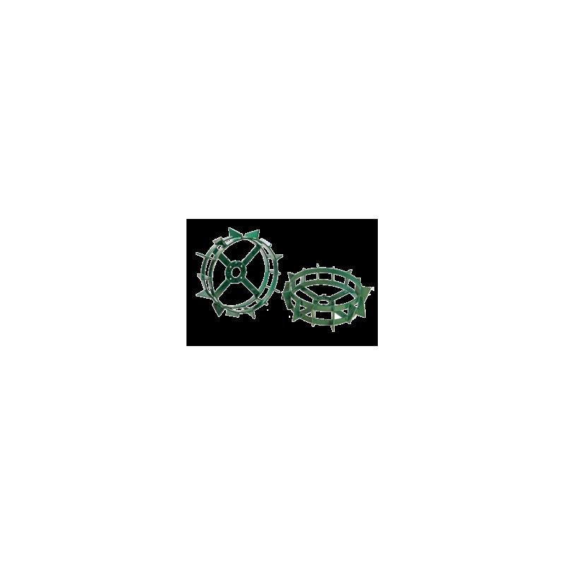 """Železné kolesá 10"""" - pár Mondial Greeny TPS Labinprogres"""