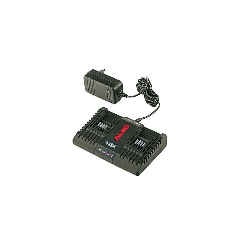 Dvojitá nabíjačka TC30 Li 20 V / 2 A  Easy Flex