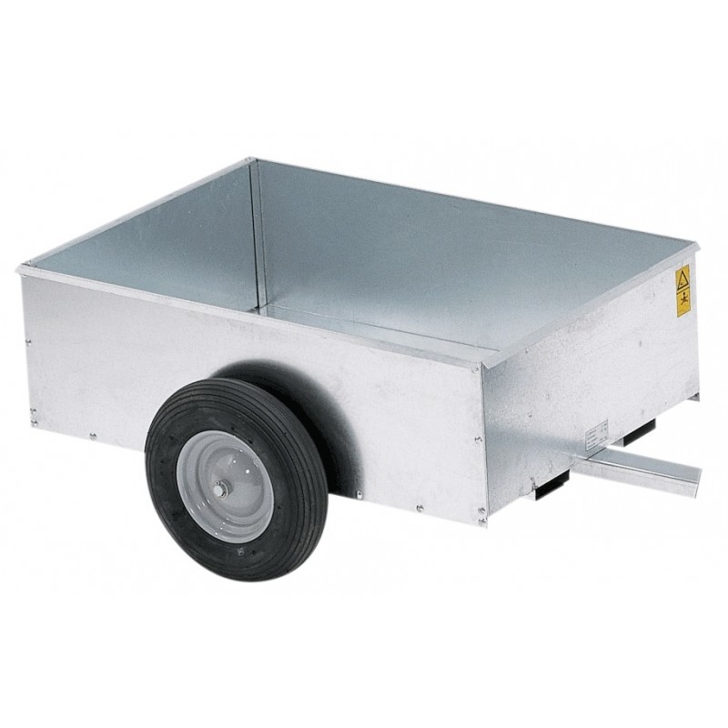 Prívesný vozík AL-KO TA 250 pre záhradné traktory